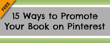 15 Ways to Promote Your Book on Pinterest