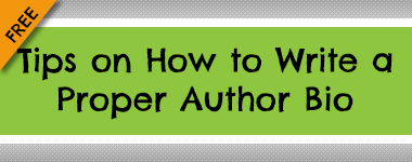 Tips on How to Write a Proper Author Bio
