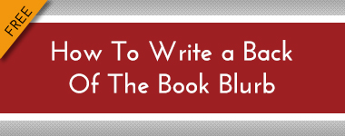 How To Write a Back of the Book Blurb