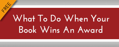 What To Do When Your Book Wins an Award