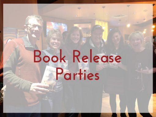 Book Release Parties