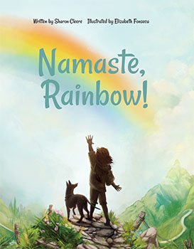 Namaste Rainbow_Front Cover-350