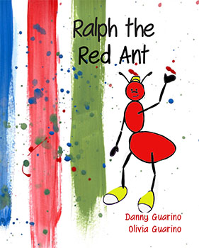 Ralph the Red Ant_Front Cover-350