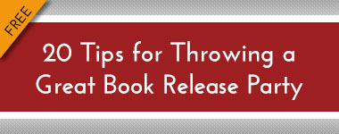 Tips For Hosting a Great Book Release Party