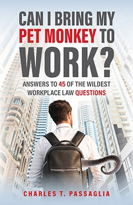 Can I Bring My Pet Monkey To Work?
