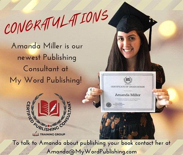 Amanda Miller Graduation Photo