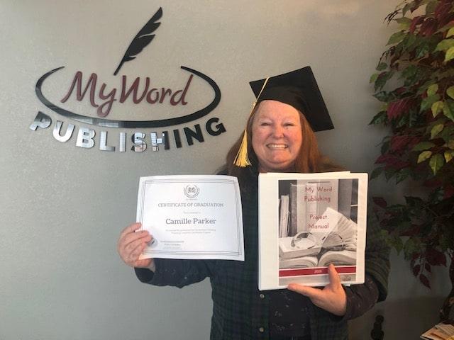 Camille Parker Graduation Photo
