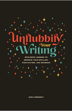 Unflubbify Your Writing