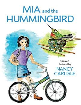 Mia and the Hummingbird